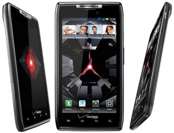 Verizon Wireless Droid Razr LTE 4G