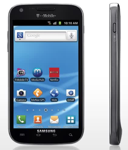 T-Mobile Galaxy S 2