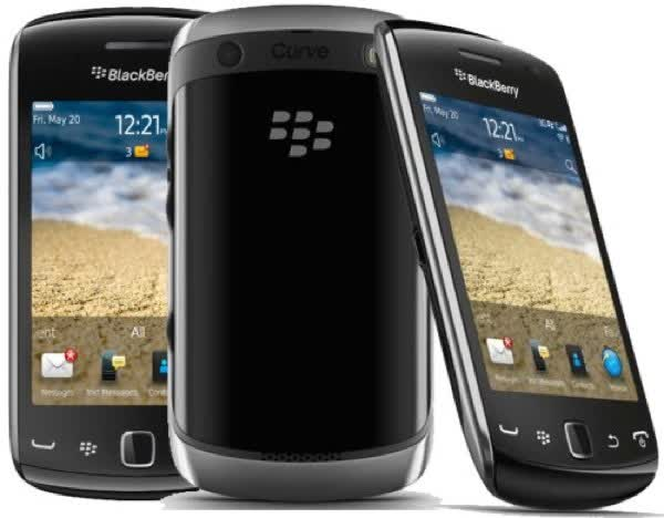 BlackBerry 9380 Curve
