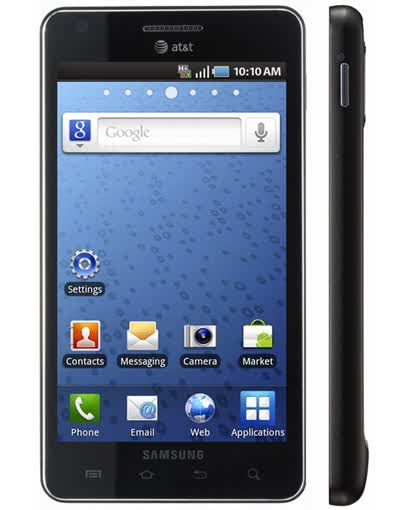AT&T i997 Infuse 4G