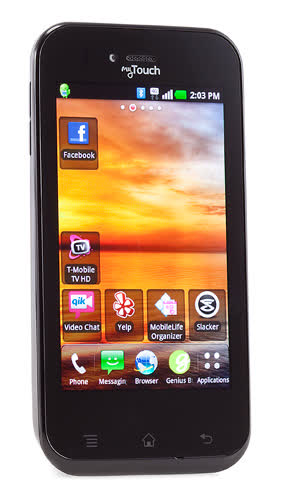 Huawei myTouch