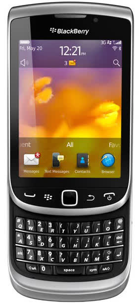 T-Mobile BlackBerry 9810 Torch