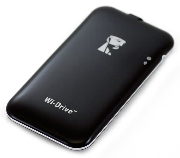Kingston Wi-Drive Portable Wireless Storage for iPad/iPhone/iPod touch USB2