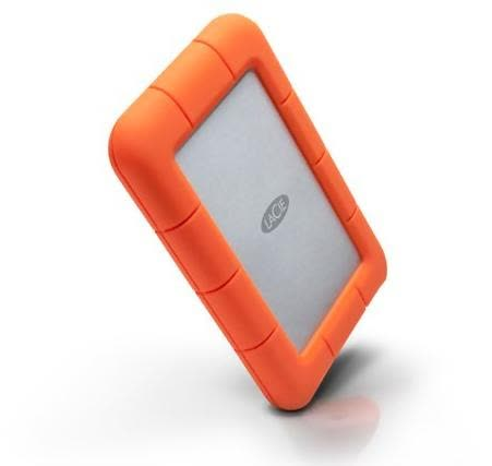 LaCie Rugged Mini USB3