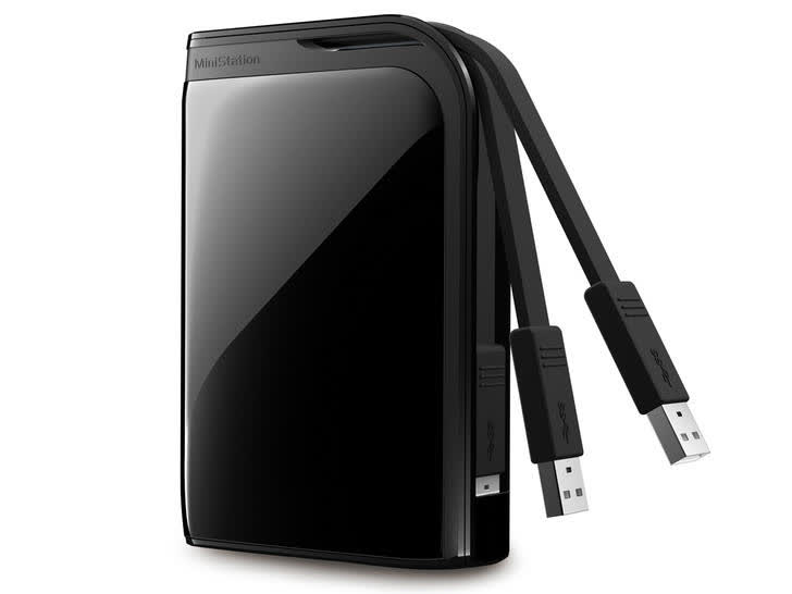 Buffalo MiniStation Extreme USB3 HD-PZU3