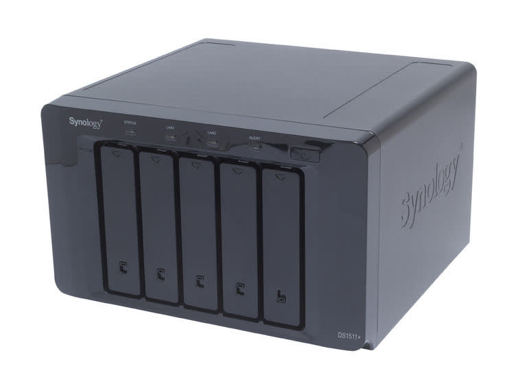 Synology Disk Station DS1511+