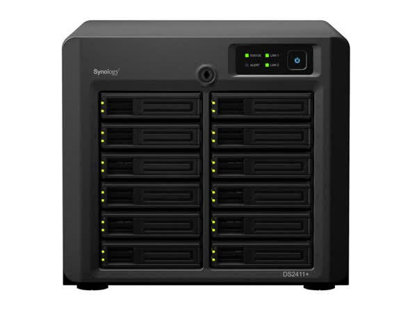 Synology Disk Station DS2411+