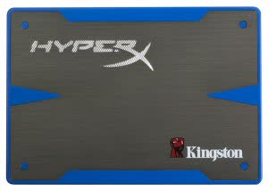 Kingston HyperX SSD Series SATA600