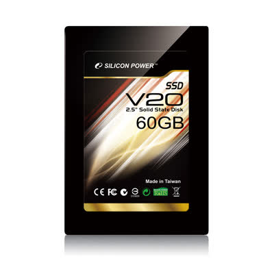 Silicon Power 2.5 inch Velox V20 Series SATA300