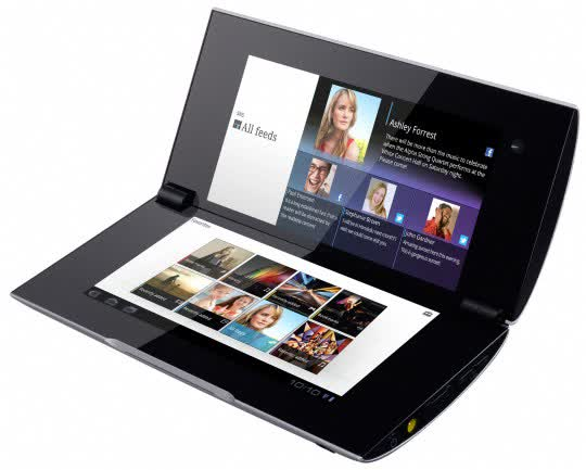 Sony Tablet P
