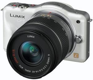Panasonic Lumix DMC-GF3W