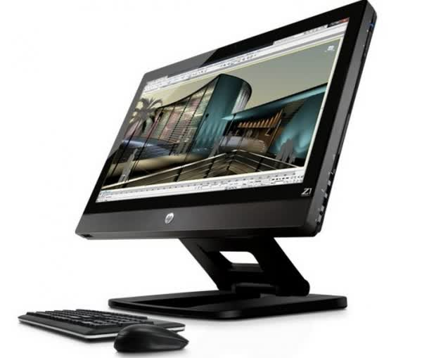HP Z1 Workstation All-in-One