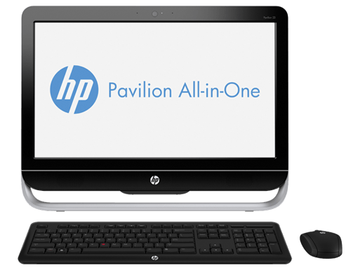 HP Pavilion 23 Series All-in-One