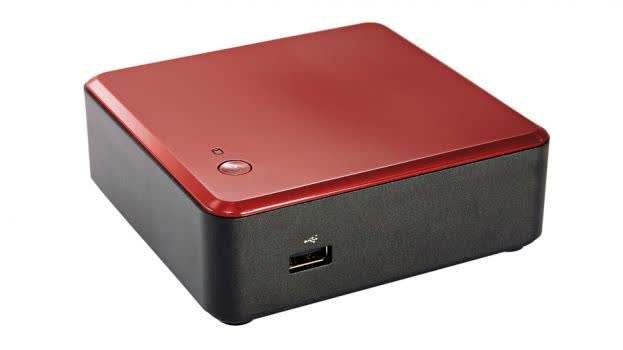 Intel Next Unit of Computing NUC DC3217BY