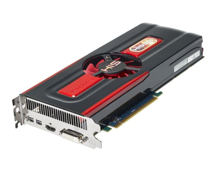 HIS Radeon HD 7950 3GB GDDR5 PCIe