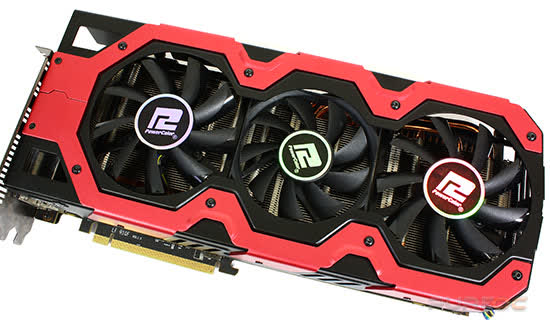 PowerColor Radeon HD 7990 Devil 13 6GB GDDR5 PCIe AX7990 6GBD5-A2DHJ