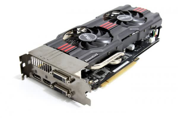Asus GeForce GTX 670 DirectCU 2 TOP 2GB GDDR5 PCIe