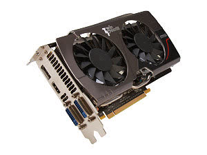 MSI GeForce GTX 660 Twin Frozr OC 2GB GDDR5 PCIe