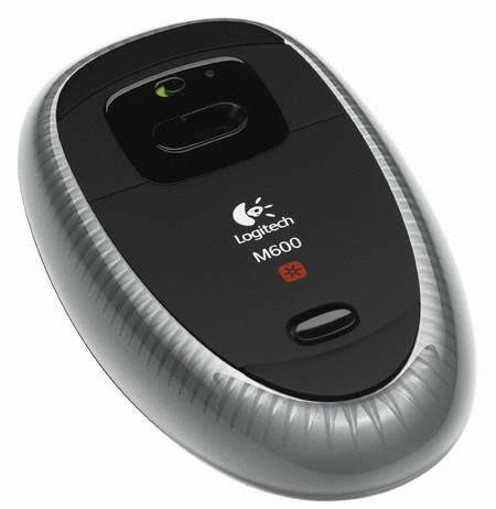 Logitech Touch Mouse M600