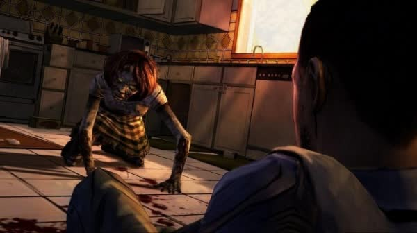 The Walking Dead: The Game - Episode 1