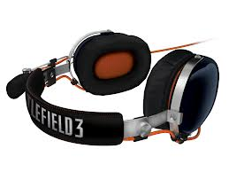 Razer BlackShark Battlefield 3 Collecters Edition