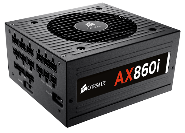 Corsair AX860i Digital ATX Power Supply 860W