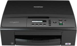 Brother DCP-J140 Series