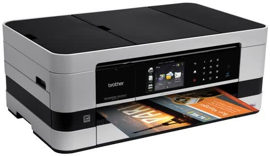 Brother Business Smart MFC-J4510DW Reviews and Ratings - TechSpot