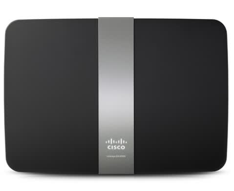 Linksys EA4500 Dual-Band N900 Router with Gigabit and USB