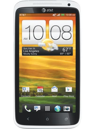 AT&T One X