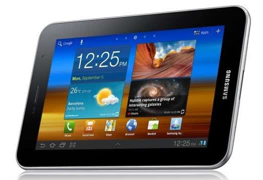 Samsung Galaxy Tab 620 / 7.0 Plus GT-P6200