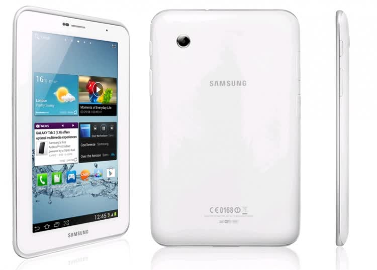 Samsung Galaxy Tab 7.0 Plus N GT-P6211