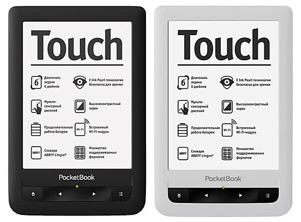 PocketBook Touch