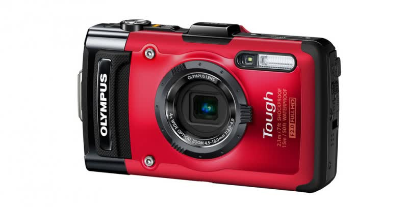 Olympus Tough TG-2