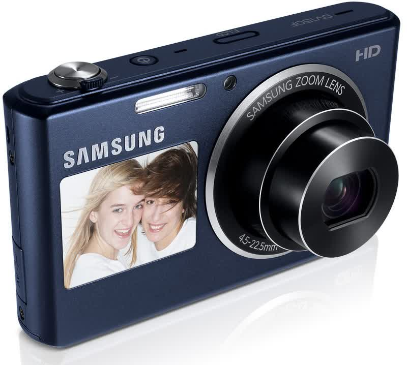 Samsung Dual-View Smart Camera DV150F