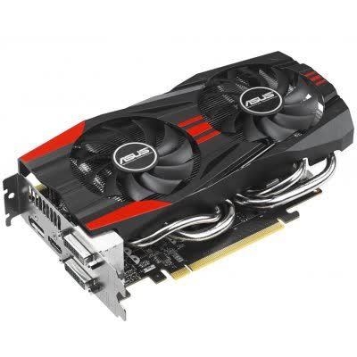 Asus GeForce GTX 760 Direct CU 2 OC 2GB GDDR5 PCIe