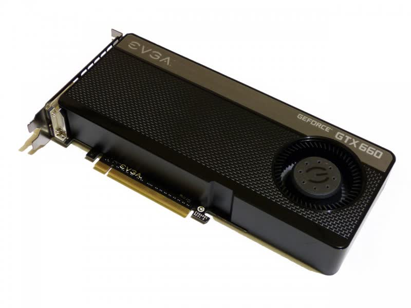 EVGA GeForce GTX 660 SC Superclocked 2GB GDDR5 PCIe