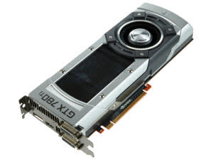 Palit GeForce GTX 780 Ti JetStream OC 3GB GDDR5 PCle NE5X78TH10FB-1100J