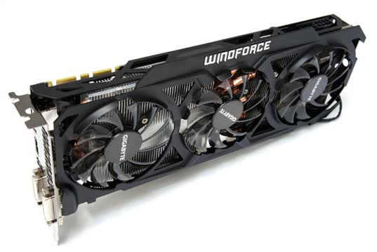 Gigabyte GeForce GTX 780 WindForce OC 3GB GDDR5 PCIe