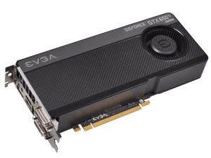 EVGA GeForce GTX 650 Ti Boost Superclocked 2GB GDDR5 PCle 02G-P4-3658-KR