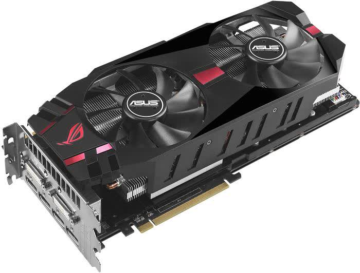 Asus Radeon HD 7970 Matrix Platinum 3GB GDDR5 PCIe