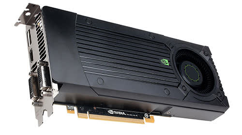 NVIDIA GeForce GTX 650 Ti Boost 2GB GDDR5 PCIe