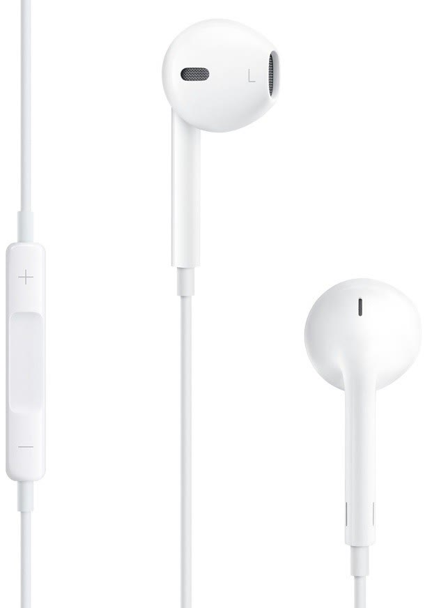 Apple EarPods with Remote and Mic MD827