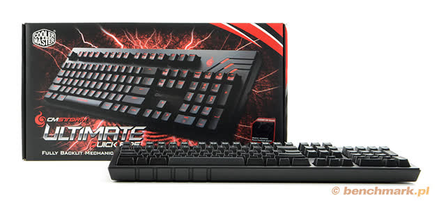 Cooler Master CM Storm QuickFire Ultimate