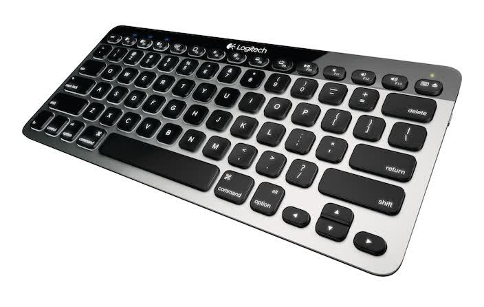 Logitech Bluetooth Easy-Switch Keyboard K811