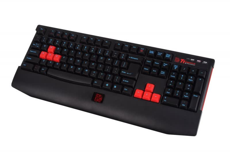 Thermaltake Tt eSports Knucker Keyboard