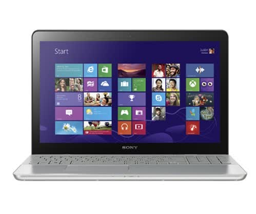 Sony Vaio Fit SVF-15A1 Series