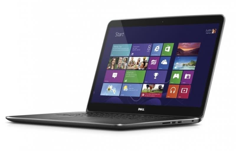 Dell XPS 15 Touch Series