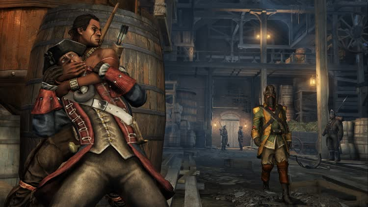 Assassins Creed 3: The Tyranny of King Washington - The Betrayal