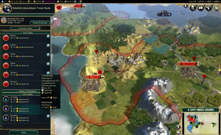 Civilization V: Brave New World